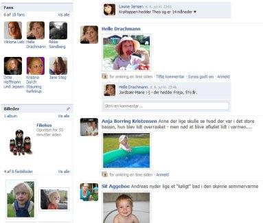 Konkurrence på Facebook!