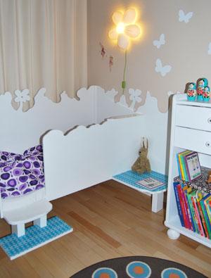 Stemning på børneværelset med Filiokus