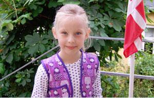 Så fyldte min store pige 6 år!