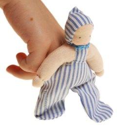 Simpel fingerdukke
