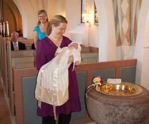 Historisk dåbskjole