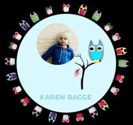 Karen Bagge ugler!