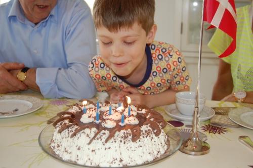 Carls 7 år år med bedste 071